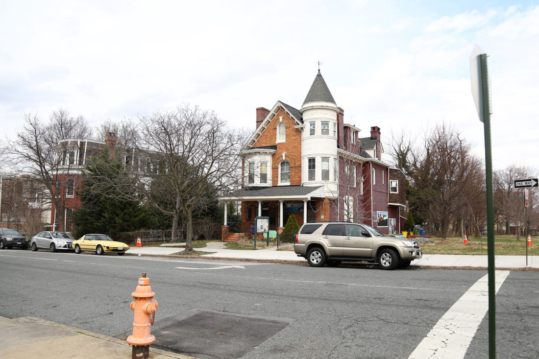 St. Francis Neighborhood Center is located on Linden Avenue in the Reservoir Hill neighborhood of Baltimore. The center has had a presence in the neighborhood for more than a half century.
